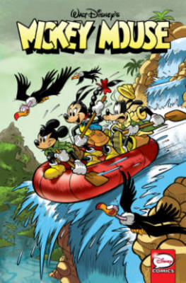 Mickey Mouse Timeless Tales Volume 1 by Paul Murry, Bill Wright, Giorgio Cavazzano, Andrea Castellan
