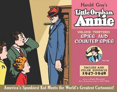 Complete Little Orphan Annie Volume 13 by Harold Gray
