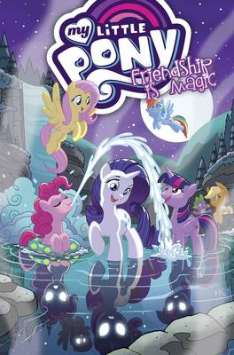 My Little Pony Friendship Is Magic Volume 11 by Tony Fleecs, Agnes Garbowska, Thom Zahler, Ted Anderson