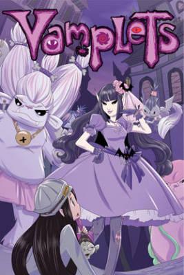 Vamplets: Nightmare Nursery Volume 3 by Gayle Middleton, Dave Dwonch, Amanda Coronado, Bill Blankenship