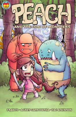 Peach and the Isle of Monsters by Franco Aureliani, Agnes Garbowska