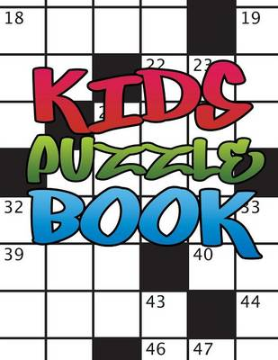 Kids Puzzle Book by Speedy Publishing LLC