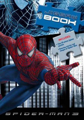 Spiderman 3 Jigsaw Book by