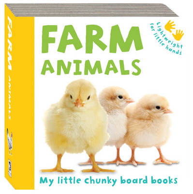 Paint With Water Farm Animals by