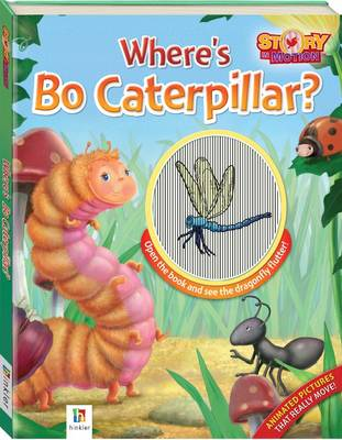 Story In Motion Where's Bo Caterpillar? by