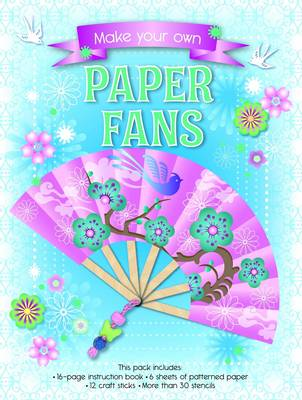 Make Your Own Paper Fans by