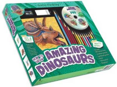Garry Fleming's How to Draw Amazing Dinosaurs by Garry Fleming