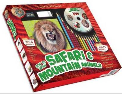 Garry Fleming's How to Draw Safari & Mountain Animals by Garry Fleming