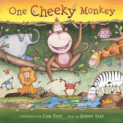 One Cheeky Monkey by
