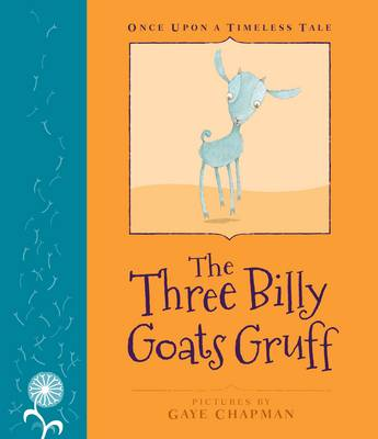 The Three Billy Goats Gruff Little Hare Books by Gaye Chapman