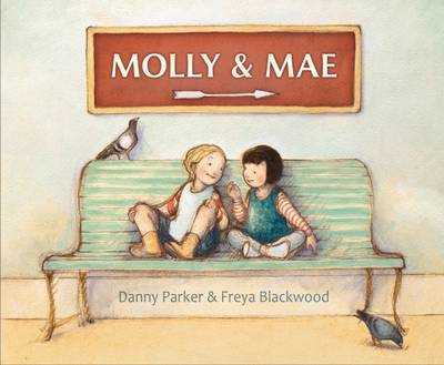 Molly and Mae Little Hare Books by Danny Parker