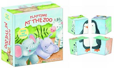 Playtime at the Zoo by Janet Samuel