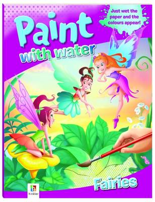 Fairies Paint with Water by