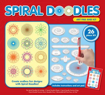 Spiral Doodles - Regular by