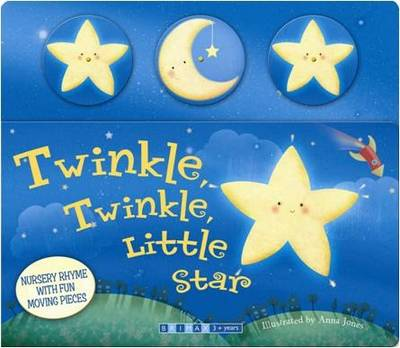 Moving Nursery Rhymes- Twinkle Twinkle Little Star by Anna Jones