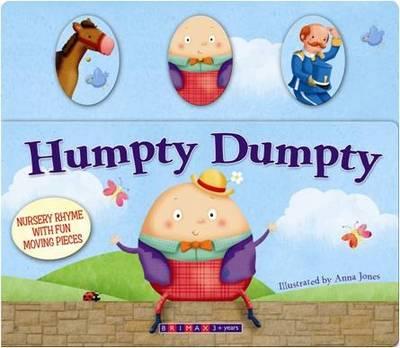Moving Nursery Rhymes- Humpty Dumpty by Anna Jones