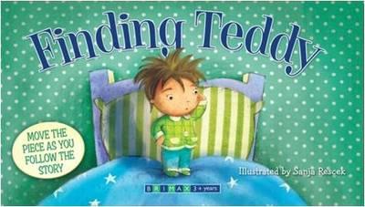 Moving Stories- Finding Teddy by Sanja Rescek