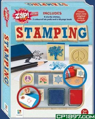 Zap! Extra Stamping Kit by