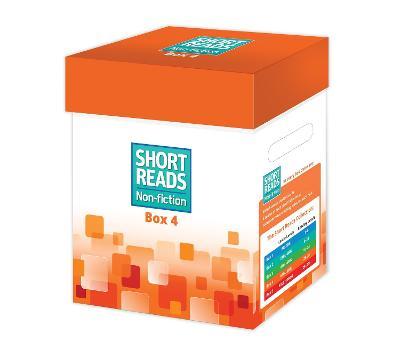 Short Reads Non-fiction Box 4 Ages 8+ (Level 610-800) by Scholastic Inc.