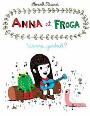 Anna and Froga 1 by Anouk Ricard