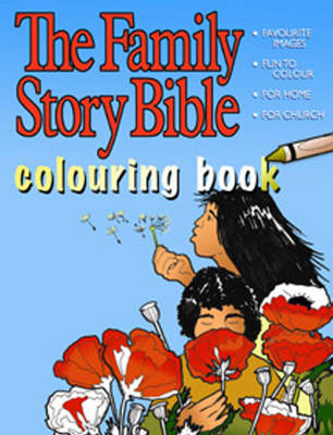 Family Story Bible Colouring Book 10-Pack by Margaret Kyle