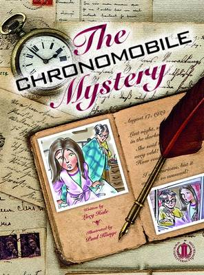 The Chronomobile Mystery by Lucy Hale