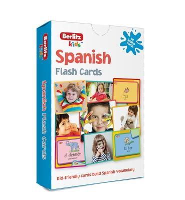 Berlitz Language: Spanish Flash Cards by Berlitz