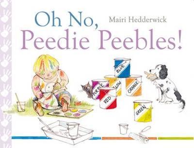 Oh No Peedie Peebles by Mairi Hedderwick