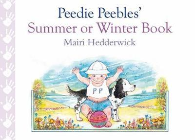 Peedie Peebles' Summer or Winter Book by Mairi Hedderwick