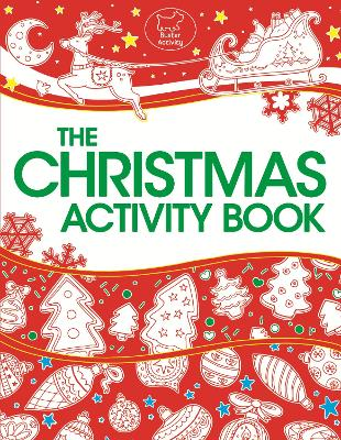 The Christmas Activity Book by Tracey Turner