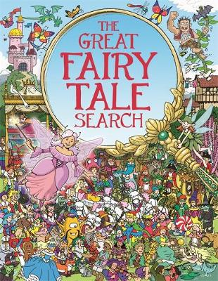 The Great Fairy Tale Search by Chuck Whelon