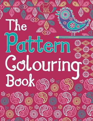 The Pattern Colouring Book by Jessie Eckel