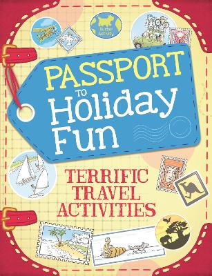 Passport to Holiday Fun by Adrian Barclay