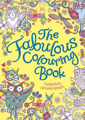 The Fabulous Colouring Book by Hannah Davies