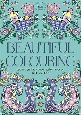 Beautiful Colouring by Cindy Wilde