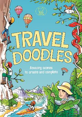 Travel Doodles by Adrian Barclay