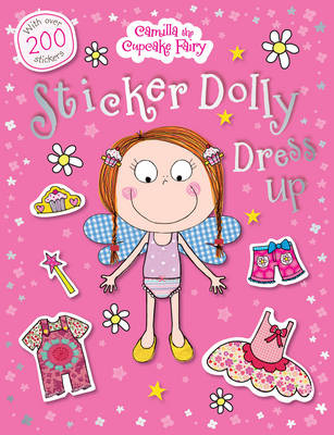 Camilla Sticker Dolly Dress Up by Lara Ede