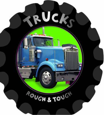 Trucks by Fiona Boon