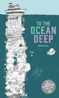 To The Ocean Deep by Sarah Yoon