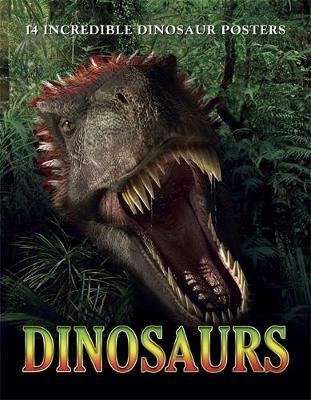Dinosaurs 14 Incredible Dinosaur Posters by