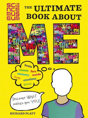 Ultimate Book about Me by Richard Platt