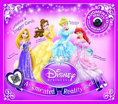 Disney Princess An Augmented Reality Book by Emily Stead