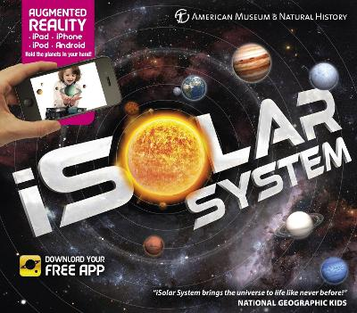 iSolar System An Augmented Reality Book by