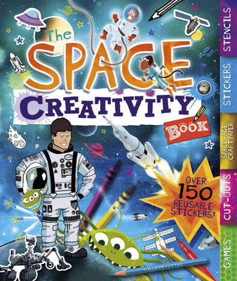 The Space Creativity Book by William Potter