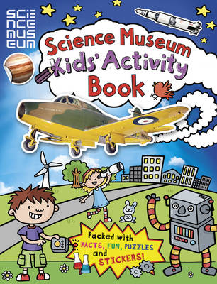 Science Museum Kids Activity Book by