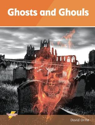 Ghosts and Ghouls Set 4 by David Orme