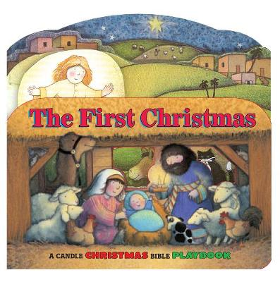 The First Christmas Candle Playbook by Allia Zobel-Nolan