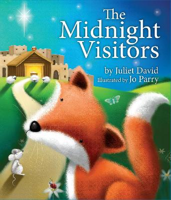The Midnight Visitors by Juliet David