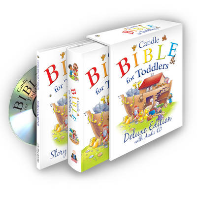 Candle Bible for Toddlers Deluxe Edition by Juliet David