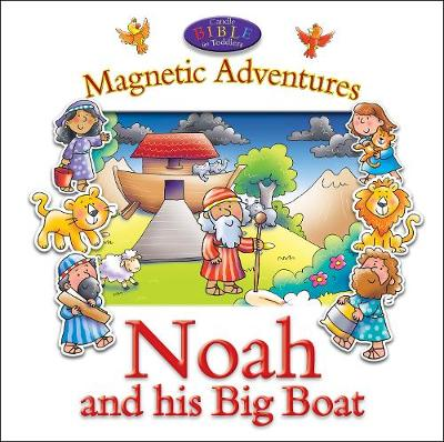 Magnetic Adventures - Noah and his Big Boat by Juliet David